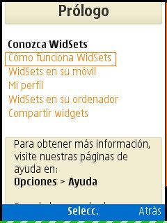 Widsets