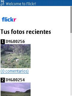 Picassa Flickr