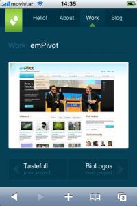 Más recursos sobre diseño web móvil 16