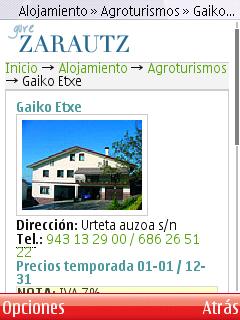 Zarautz en el móvil 3