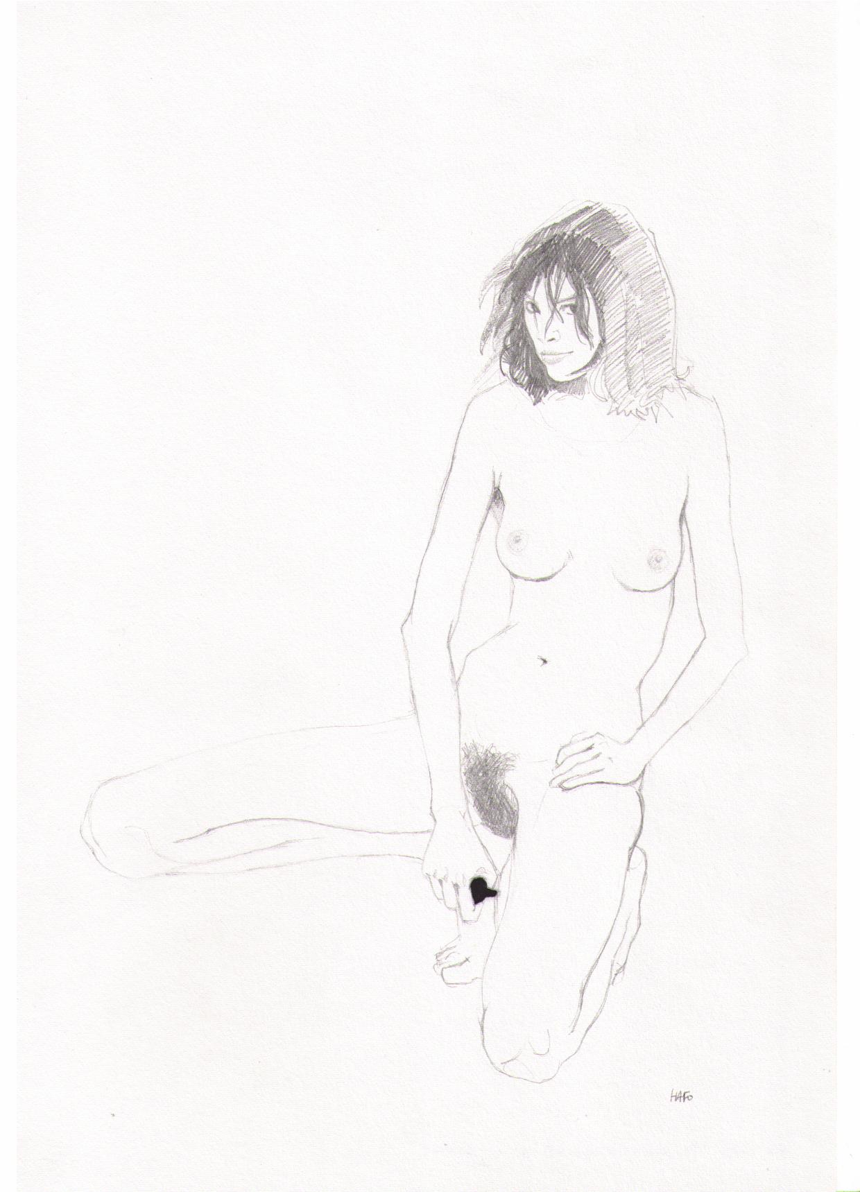 Serie Flesh 14