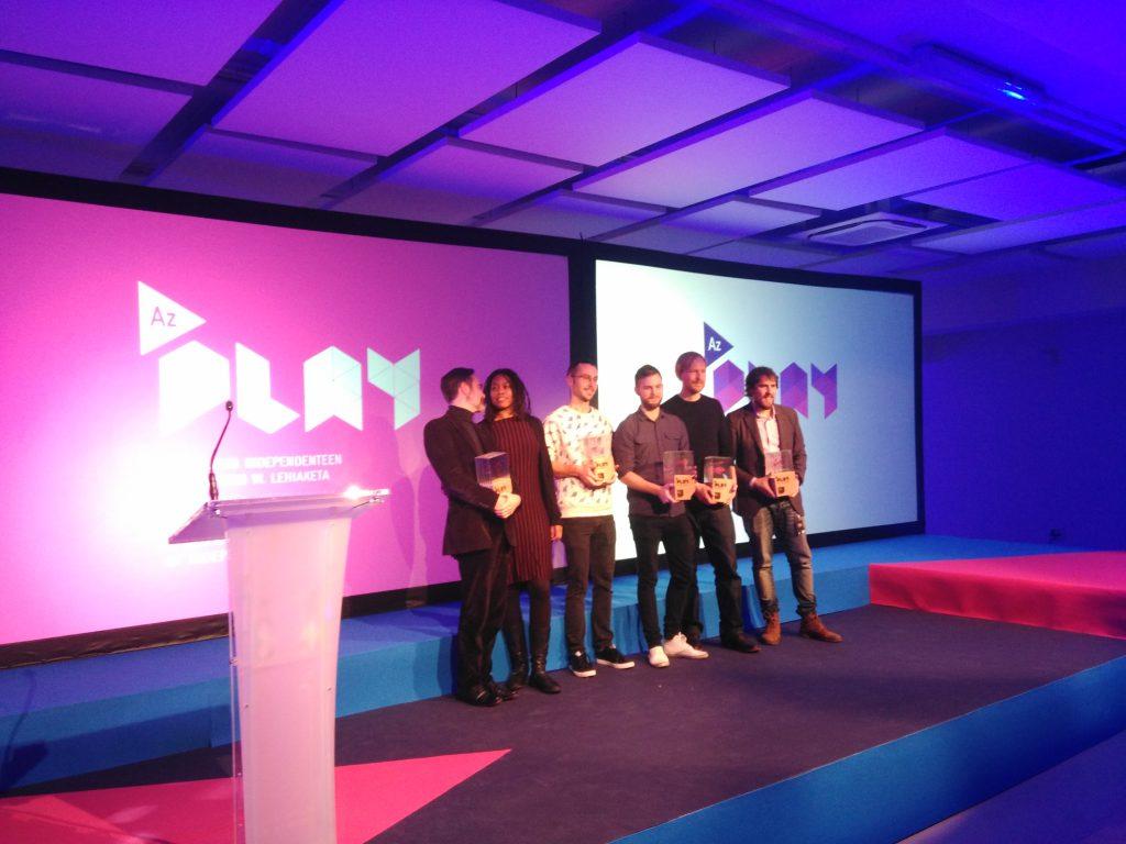 premios azplay 2015