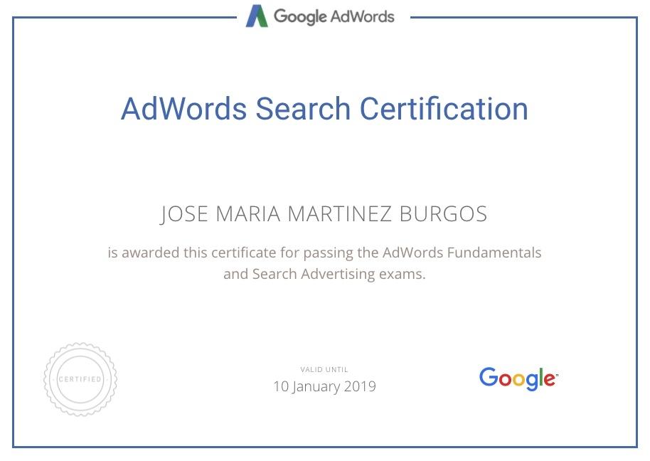 certificacion marketing digital