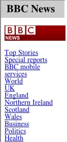bbc news mobile